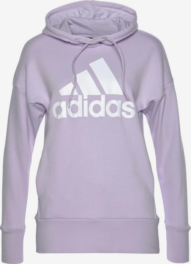 ADIDAS PERFORMANCE Kapuzensweatshirt 'BATCH OF SPORT' in flieder, Produktansicht