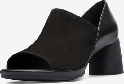CAMPER Sandale 'Upright' in schwarz, Produktansicht