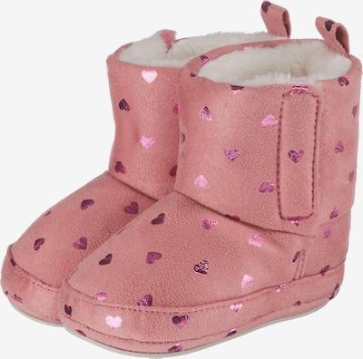 STERNTALER Snowboots in rosa / dunkelpink, Produktansicht