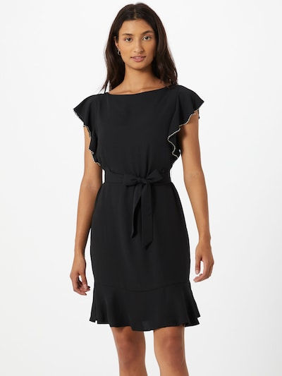 GUESS Kleid 'JUANA' in schwarz, Modelansicht