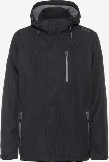 CMP Regenjacke in schwarz, Produktansicht