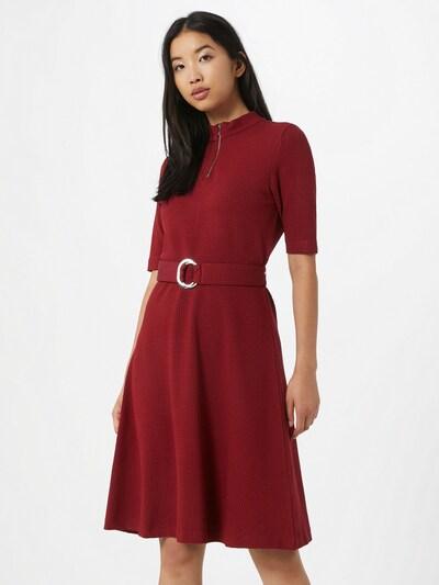 HUGO Kleid in rot: Frontalansicht