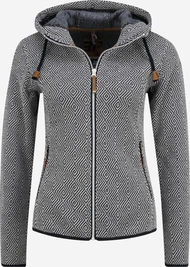 Jachetă  fleece funcțională 'EP ADRIAN' ICEPEAK pe albastru închis / alb, Vizualizare produs
