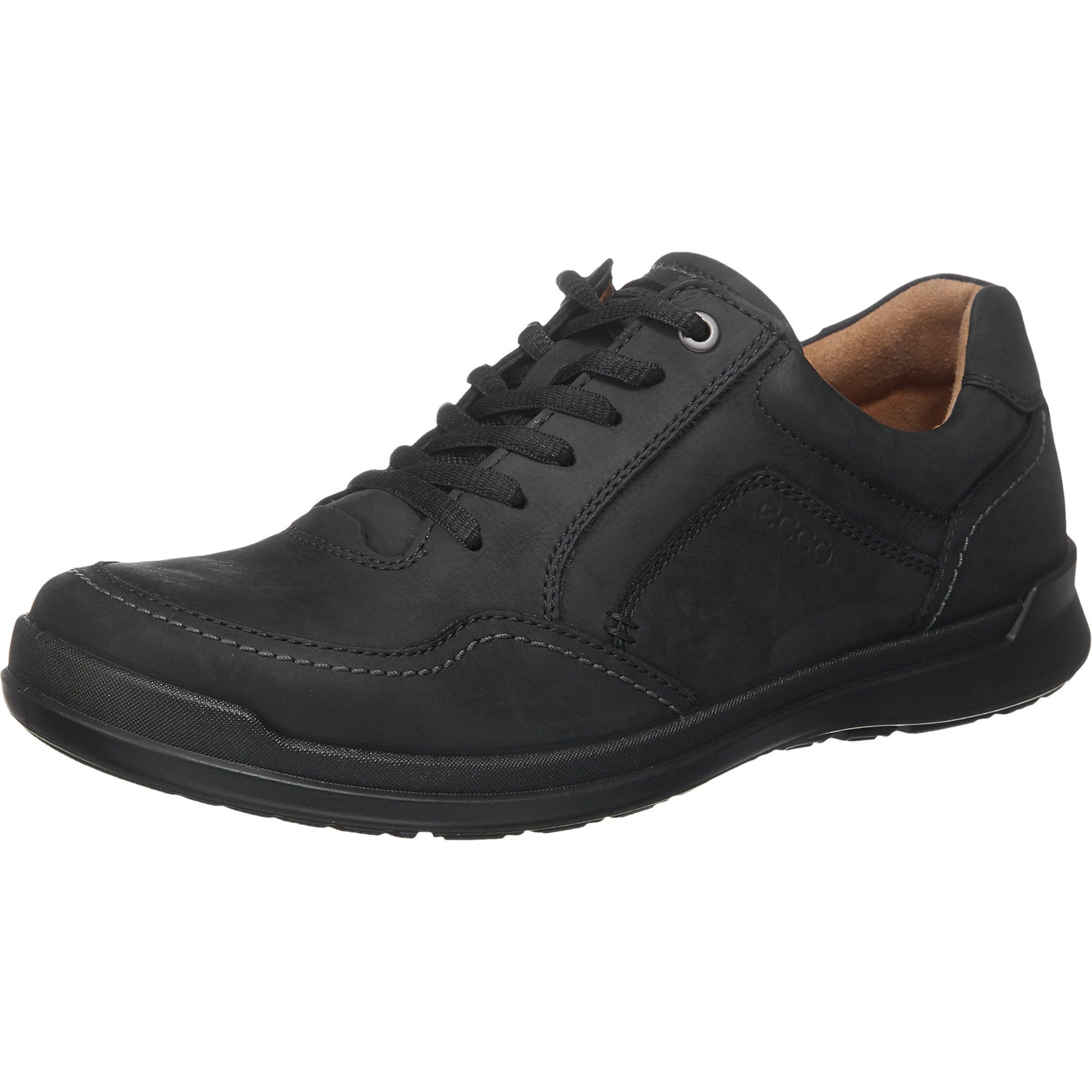 Schuhe Ecco In Schwarz Freizeit Howell DH9IE2WY