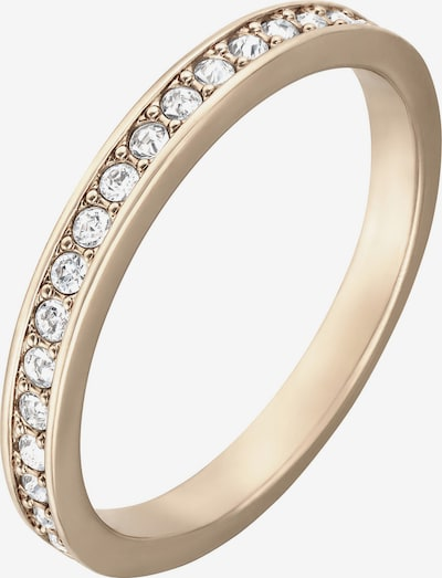 Swarovski Ring in gold / transparent, Produktansicht