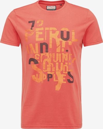 Petrol Industries Shirt in de kleur Kreeft: Vooraanzicht