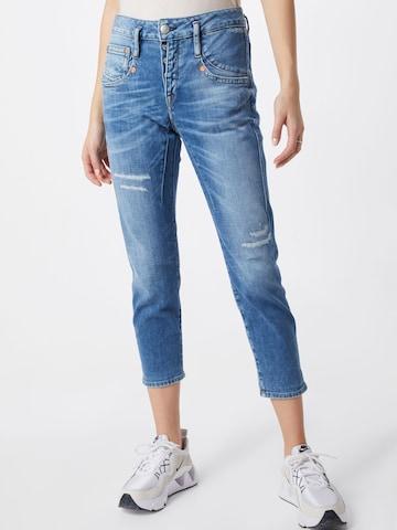 Herrlicher Jeans 'Shyra Cropped' in Blue