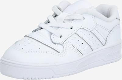 ADIDAS ORIGINALS Sneaker 'RIVALRY' in weiß: Frontalansicht