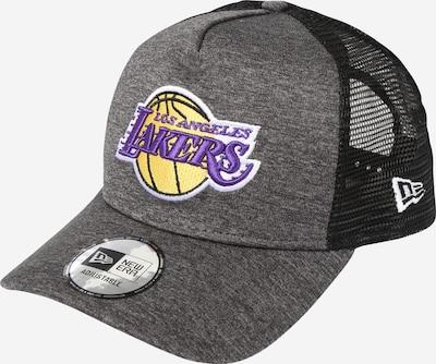 Kepurė 'SHADOW TECH AFRAME TRUCKER' iš NEW ERA , spalva - tamsiai pilka / juoda, Prekių apžvalga