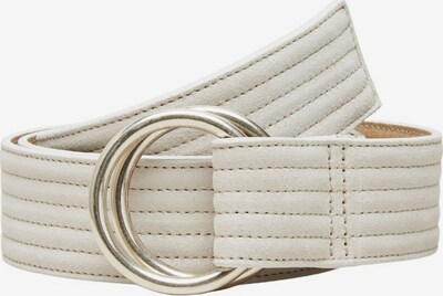 SELECTED FEMME Ledergürtel in beige, Produktansicht
