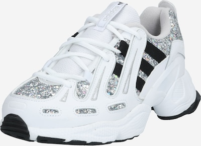 ADIDAS ORIGINALS Trampki niskie 'EQT' w kolorze srebrny / białym, Podgląd produktu
