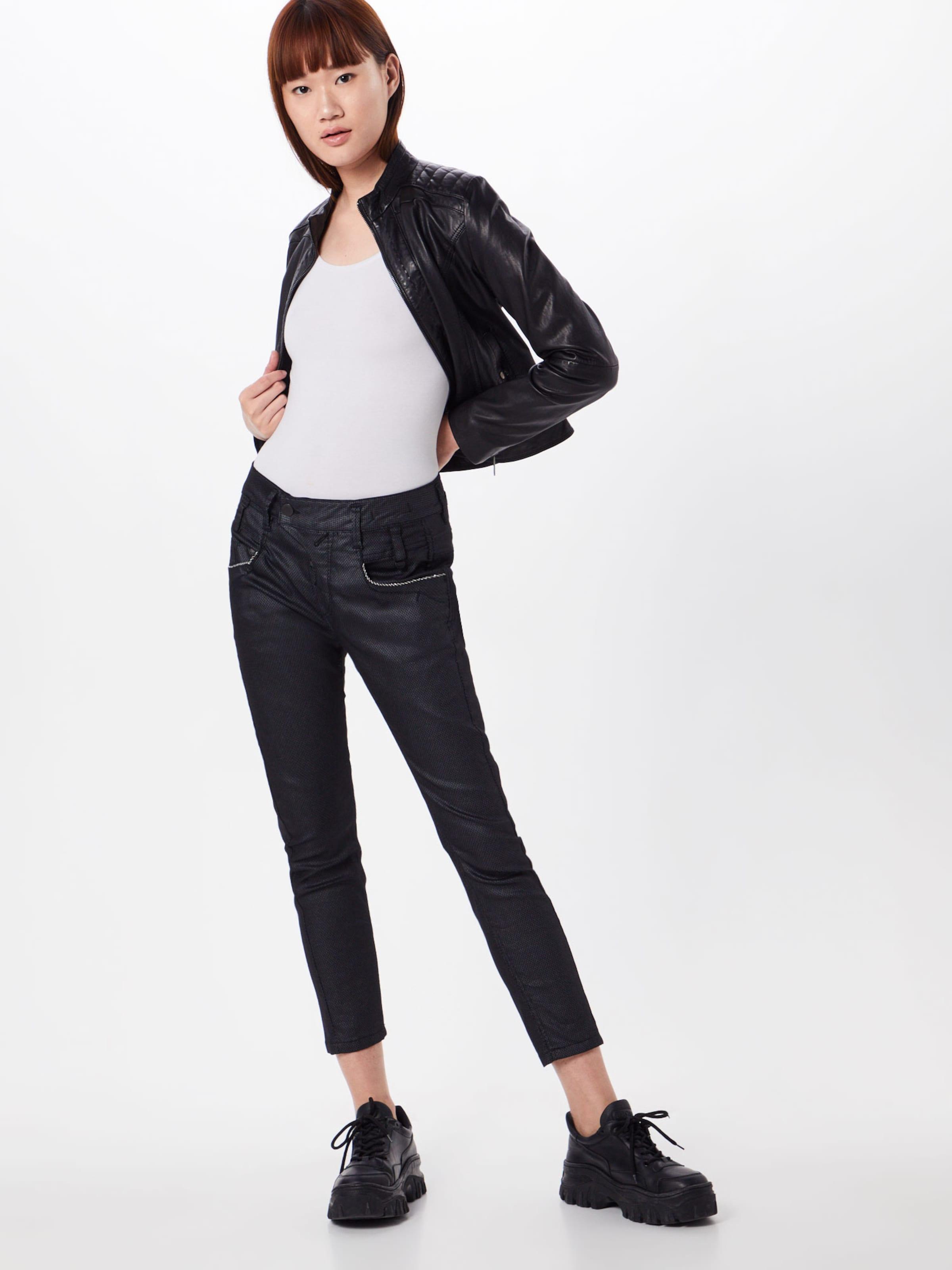 Black Gang 'marge' Denim Jeans In m0wO8Nvn
