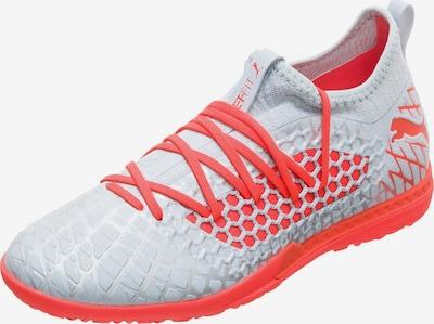 PUMA Voetbalschoen 'Future 4.3' in de kleur Watermeloen rood / Wit, Productweergave