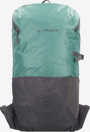 VAUDE Sac à dos de sport 'CityGo' en gris basalte / jade, Vue avec produit