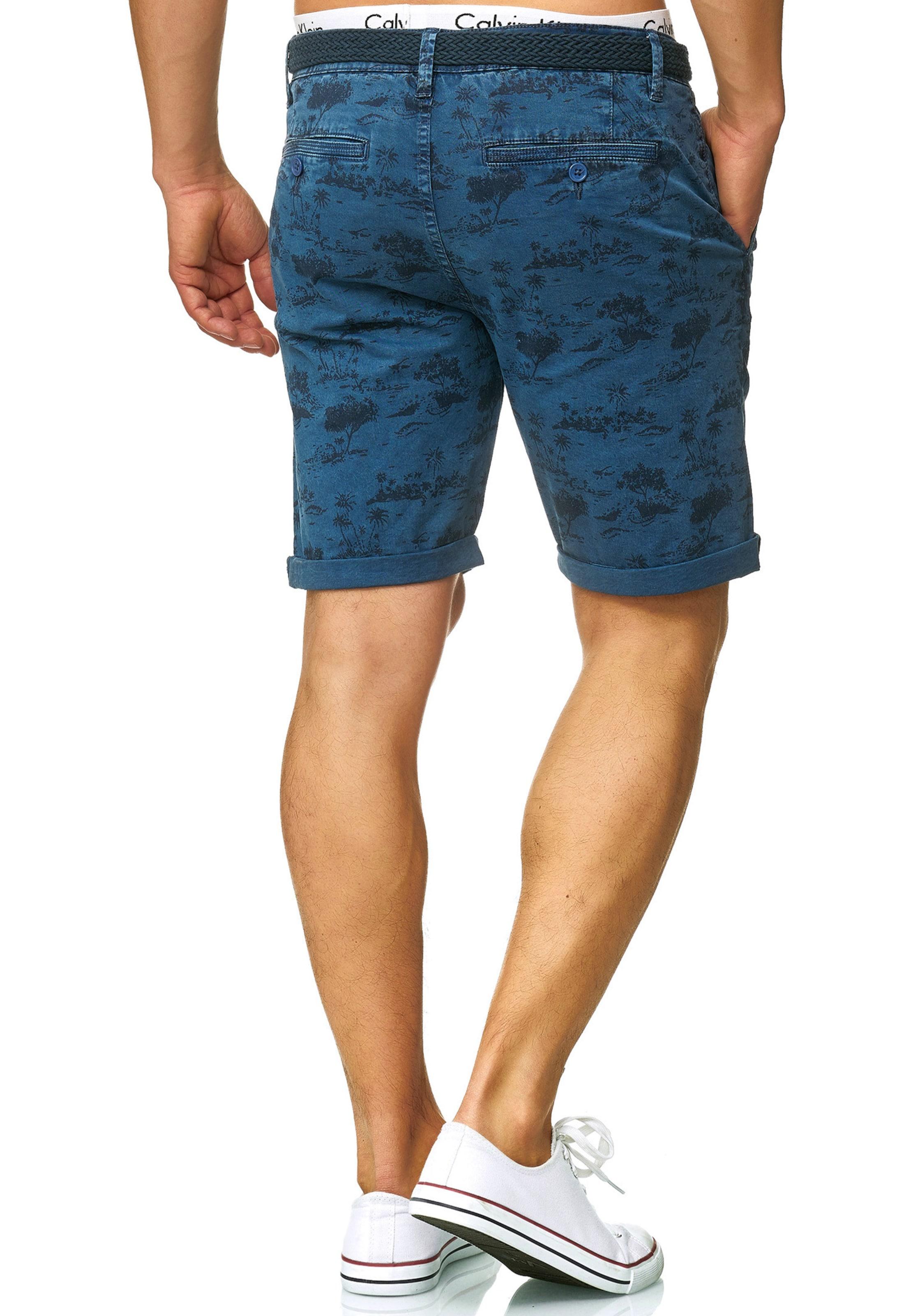 Indicode Jeans Shorts 'lilestone' In Blau rQhtCxsd
