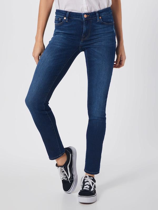 En Denim All 'pyper' Bleu Jean For 7 Mankind deCorBxW