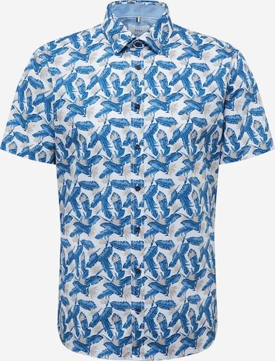 BRAX Srajca 'Style Kris' | modra / bela barva, Prikaz izdelka
