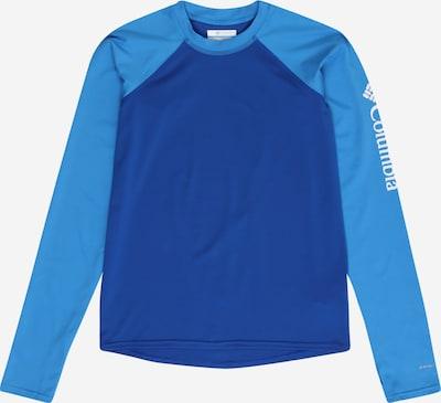 COLUMBIA T-Shirt fonctionnel 'Sandy Shores' en bleu, Vue avec produit