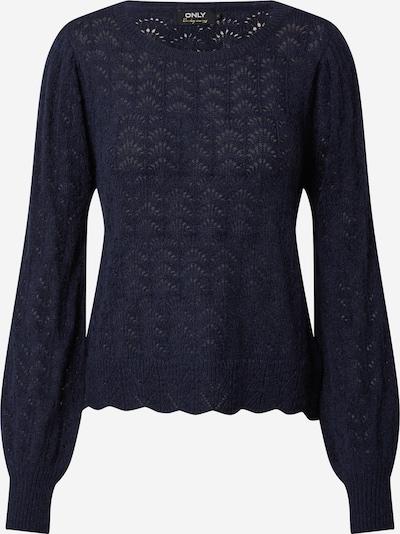 ONLY Sweter 'MALOU' w kolorze niebieska nocm: Widok z przodu