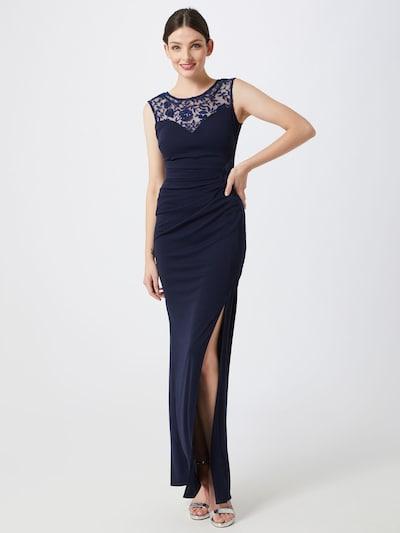 Lipsy Abendkleid in navy, Modelansicht