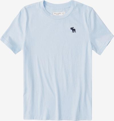 Abercrombie & Fitch T-Shirt en bleu clair, Vue avec produit
