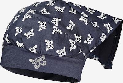 MAXIMO Kopftuch in blau / weiß, Produktansicht