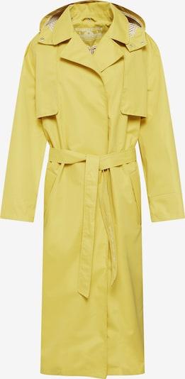 SCOTCH & SODA Manteau mi-saison en jaune pastel, Vue avec produit
