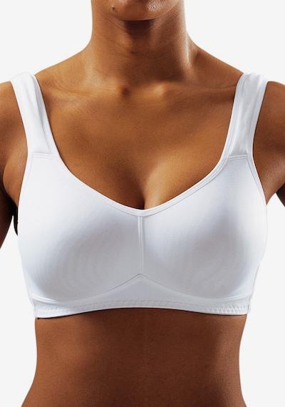 Minimizer NUANCE di colore bianco: Vista frontale