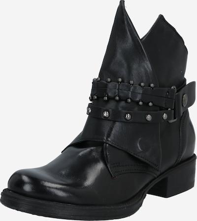 Auliniai batai su kulniuku 'Norton' iš MJUS , spalva - juoda, Prekių apžvalga