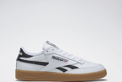 Reebok Classic Sneaker in braun / rot / schwarz / weiß, Produktansicht