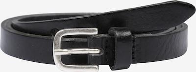 VANZETTI Ledergürtel in schwarz, Produktansicht