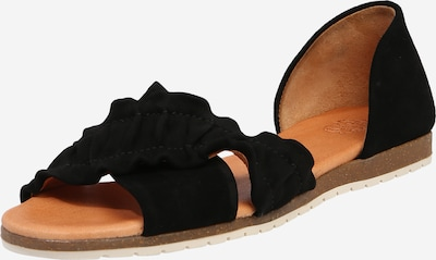 Apple of Eden Slipper 'CANDY' in schwarz, Produktansicht