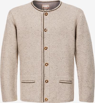 STOCKERPOINT Dirndl pletena jakna 'Magnus4' u bež, Pregled proizvoda