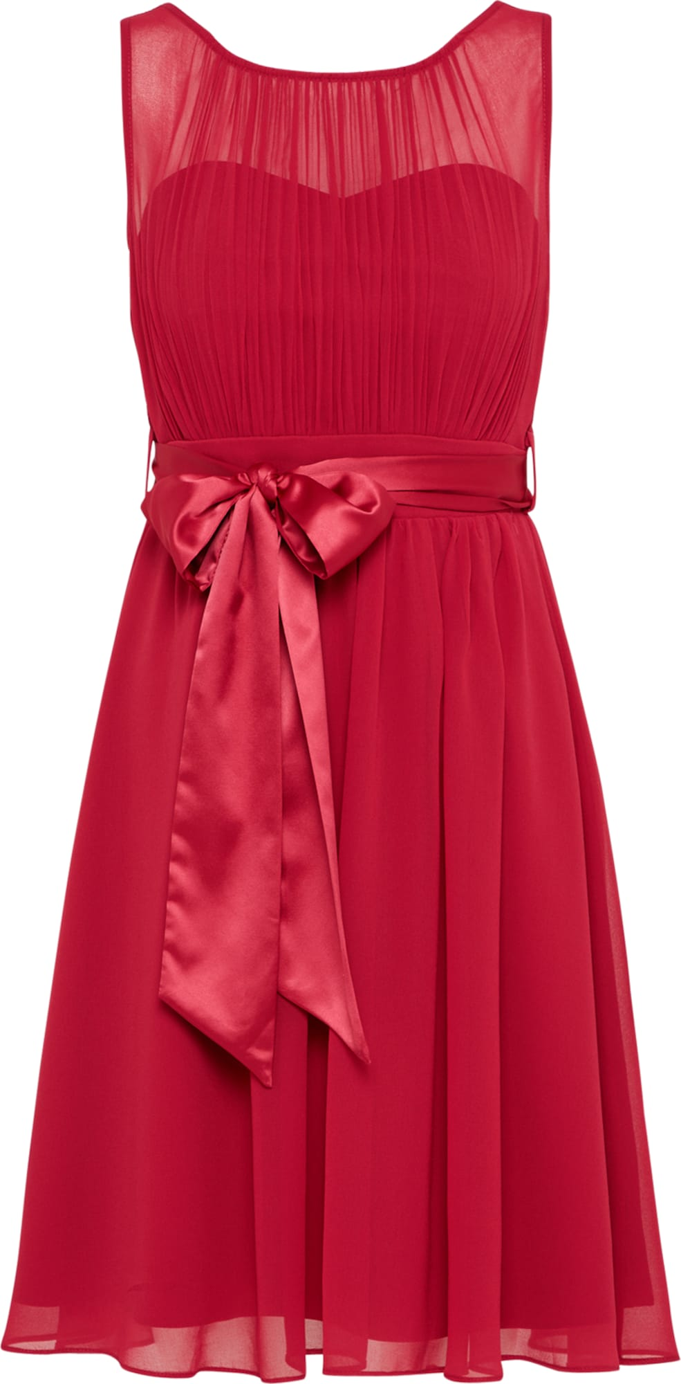 dorothy perkins occasion kleid 39 beth prom dress 39 in rot. Black Bedroom Furniture Sets. Home Design Ideas