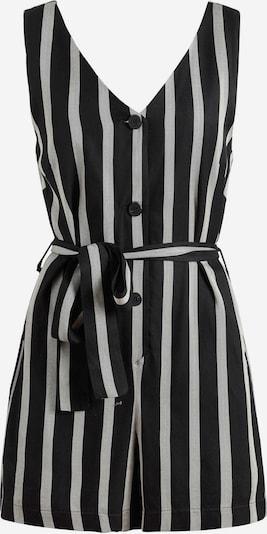 khujo Jumpsuit ' NOFRETETE ' in de kleur Zwart, Productweergave