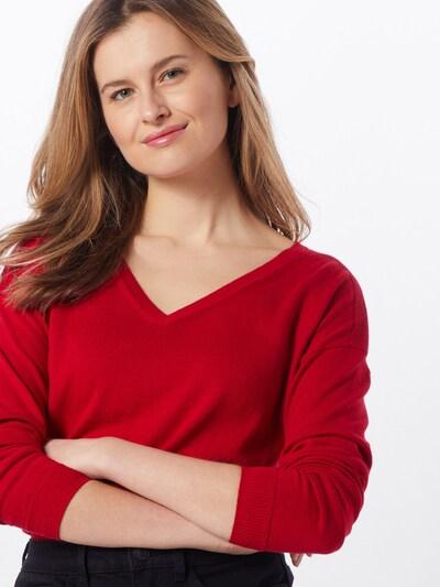 ESPRIT Pullover in rot, Modelansicht