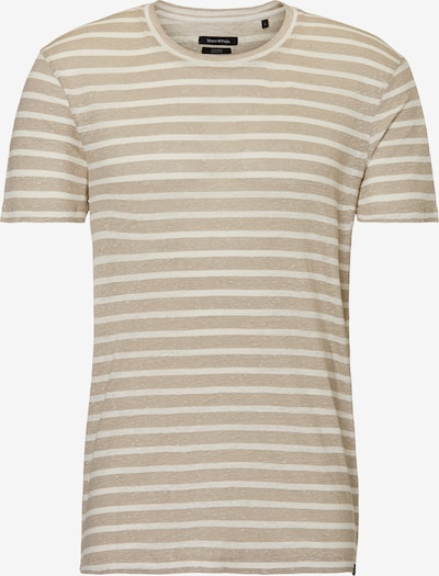 Marc O'Polo T-Shirt in beige / camel, Produktansicht