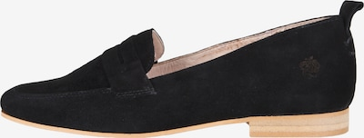 Apple of Eden Slipper 'RITA' in schwarz, Produktansicht