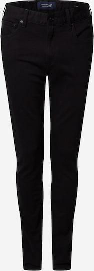 SCOTCH & SODA Jeans 'Skim - Stay' in black denim, Produktansicht