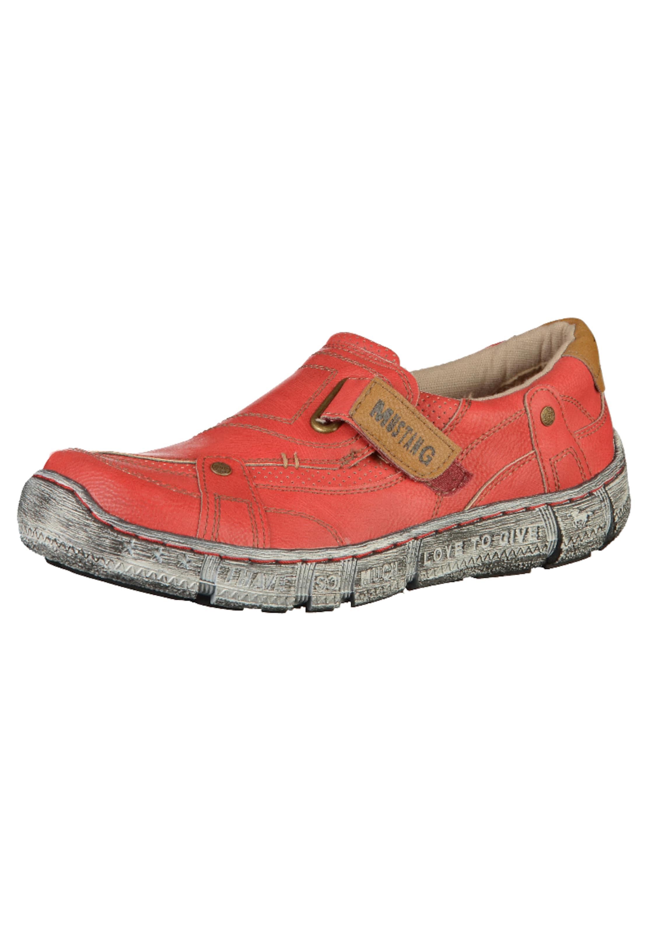 MUSTANG Halbschuhe Günstige und langlebige Schuhe