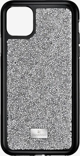 Swarovski Swarovski Smartphone-Hülle »Rock Smartphone Schutzhülle mit integriertem Stoßschutz, iPhone® 11 Pro Max, silberfarben, 5536650« in weiß, Produktansicht