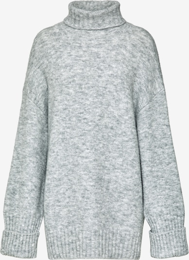 EDITED Pullover 'Lou' in grau, Produktansicht