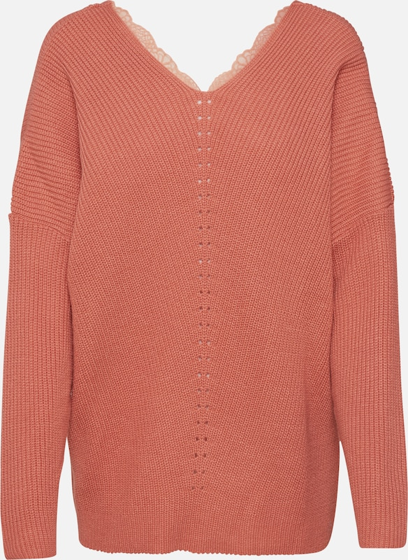 ABOUT YOU Pullover 'Indira' in rosé, Produktansicht