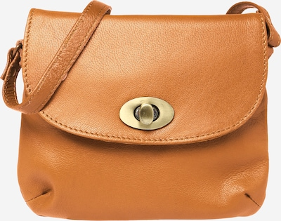 ABOUT YOU Ledertasche 'Paulina' in cognac, Produktansicht