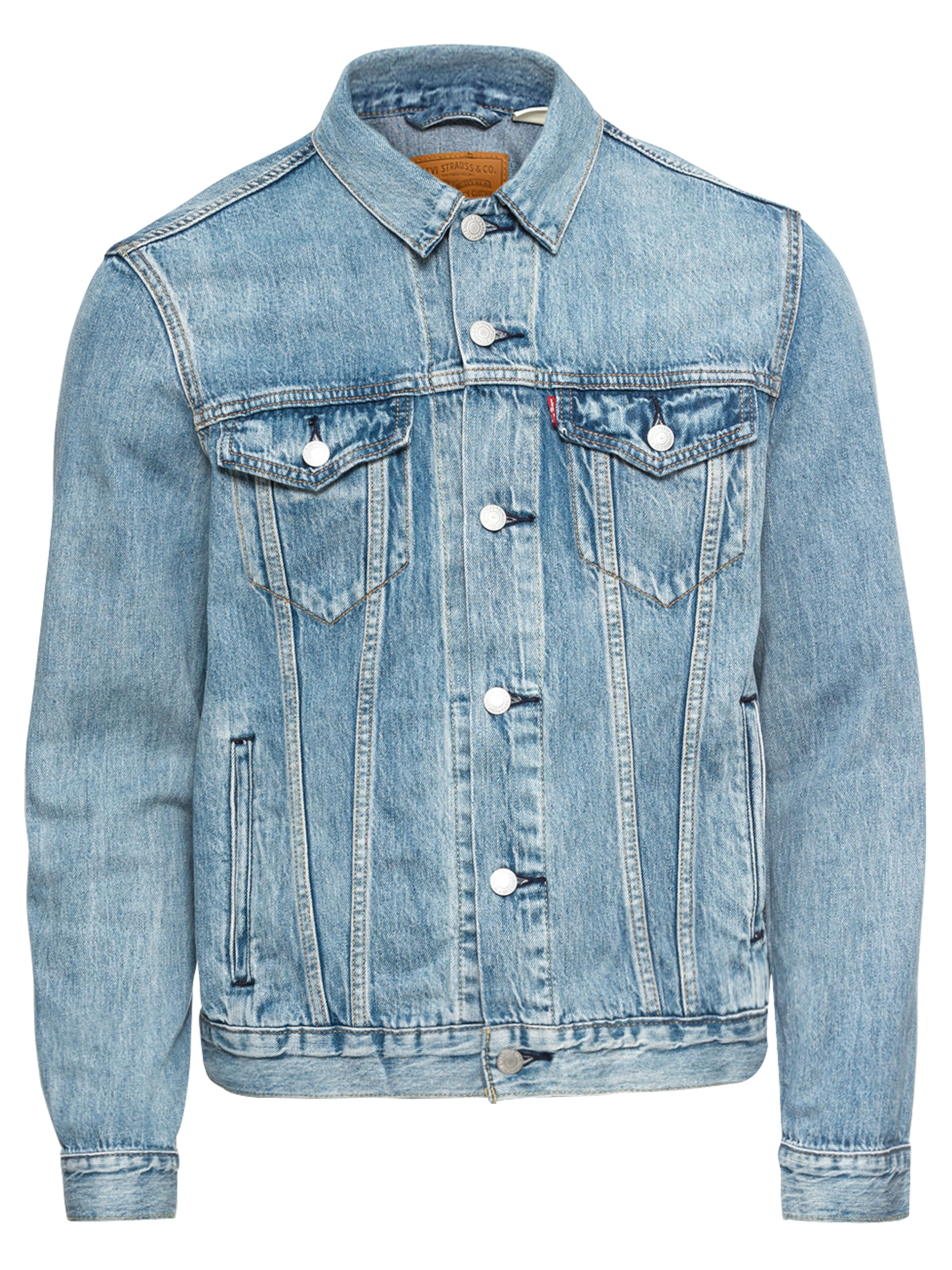 In Levi's Trucker' 'the Jacke Denim Blue nN8wm0