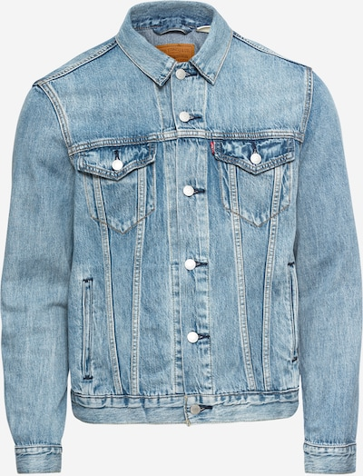LEVI'S Jacke 'THE TRUCKER' in blue denim, Produktansicht