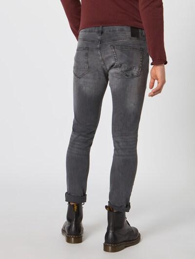 Jeans 'onsWARP GREY DCC 2051 NOOS' Only & Sons pe denim gri: Privire spate