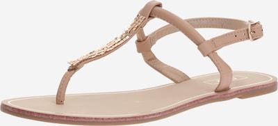 ONLY Sandale 'MARGIT'' in nude, Produktansicht