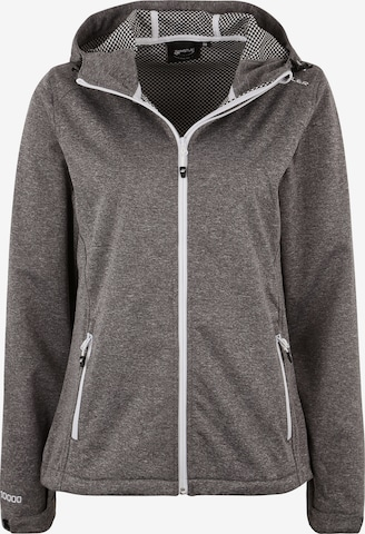 Whistler Athletic Jacket 'Ferrara' in Grey