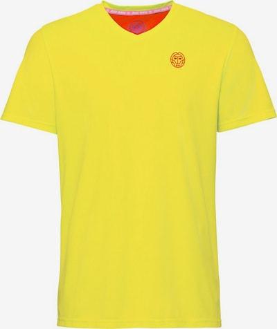 BIDI BADU Sportshirt in gelb, Produktansicht